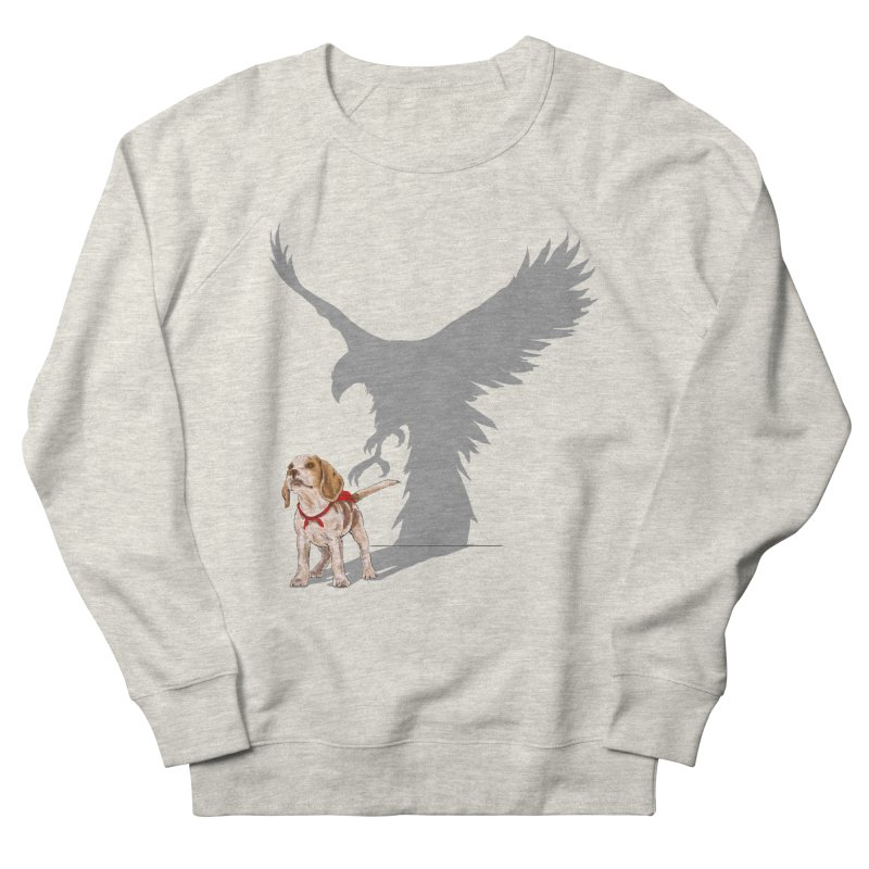 Be Eagle Men's Sweatshirt by kooky love's Artist Shop