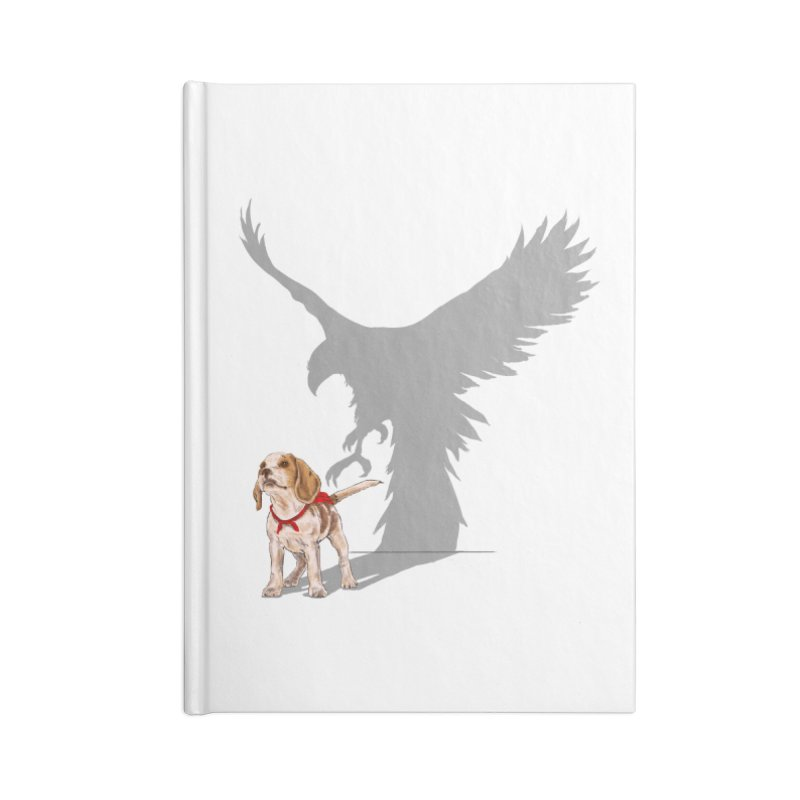 Be Eagle Accessories Notebook by kooky love's Artist Shop