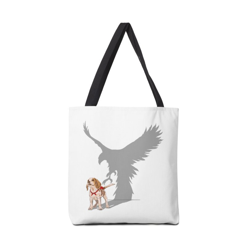 Be Eagle Accessories Bag by kooky love's Artist Shop
