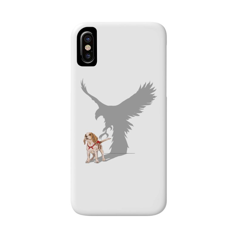 Be Eagle Accessories Phone Case by kooky love's Artist Shop