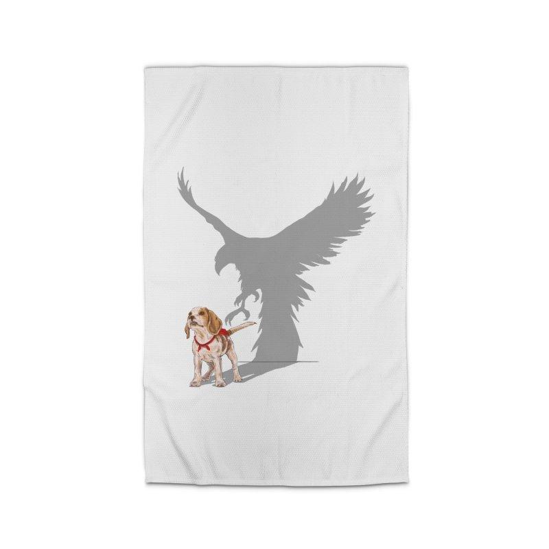 Be Eagle Home Rug by kooky love's Artist Shop