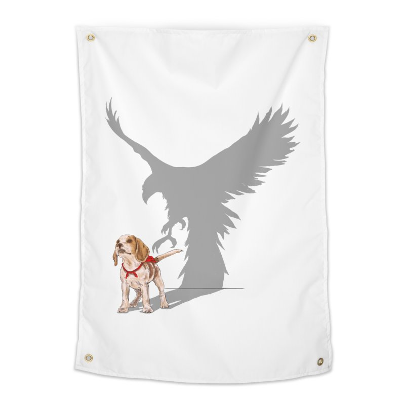 Be Eagle Home Tapestry by kooky love's Artist Shop