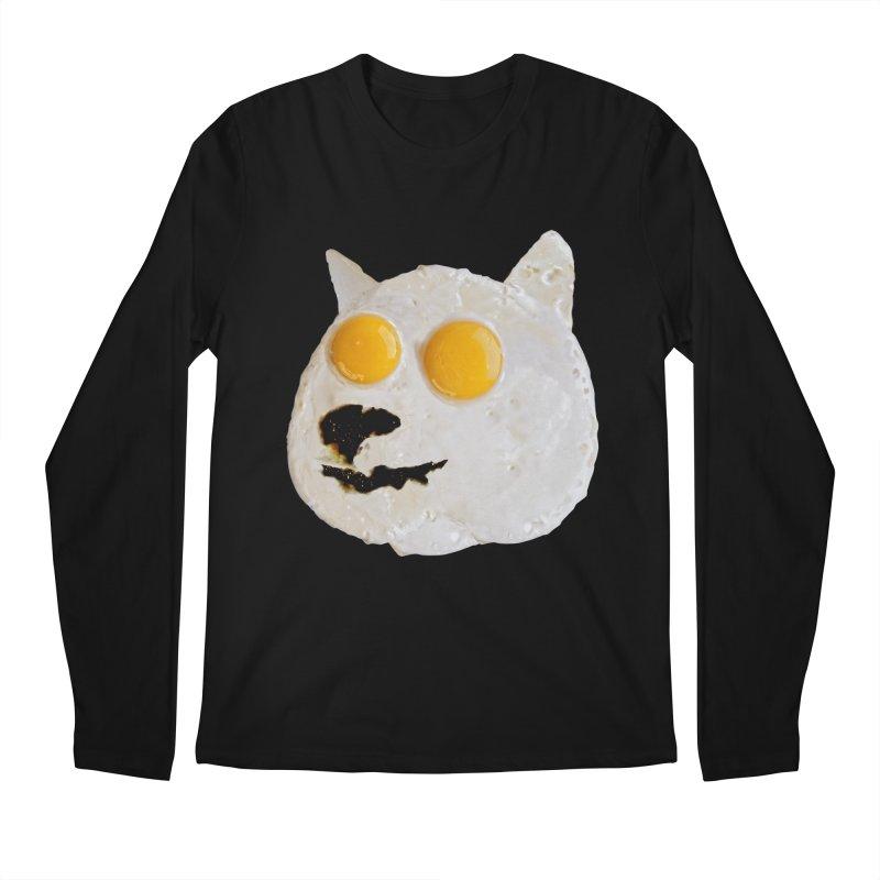 Sunny Shiba Men's Longsleeve T-Shirt by kooky love's Artist Shop