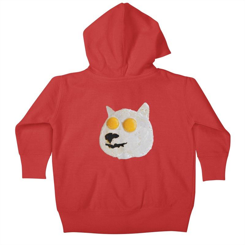 Sunny Shiba Kids Baby Zip-Up Hoody by kooky love's Artist Shop