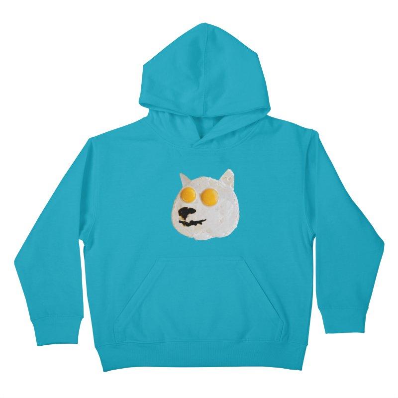 Sunny Shiba Kids Pullover Hoody by kooky love's Artist Shop