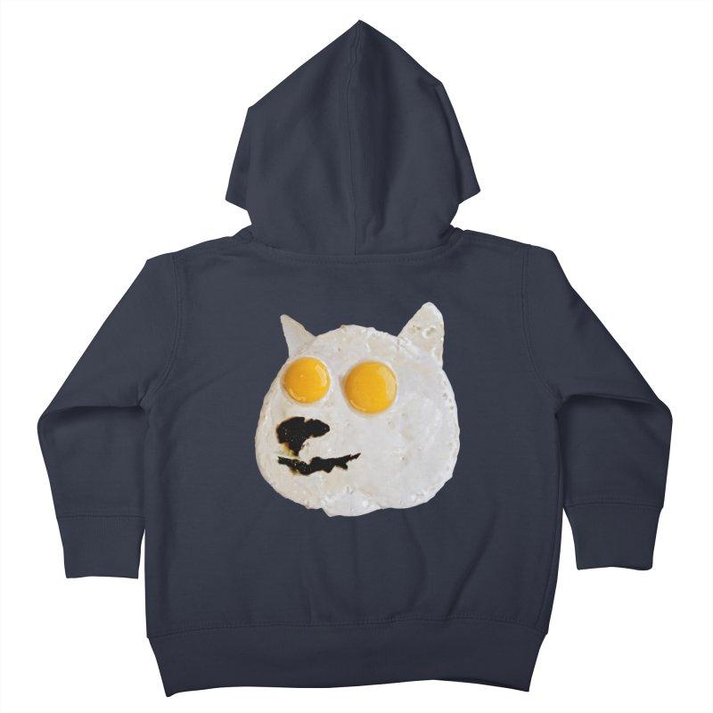 Sunny Shiba Kids Toddler Zip-Up Hoody by kooky love's Artist Shop