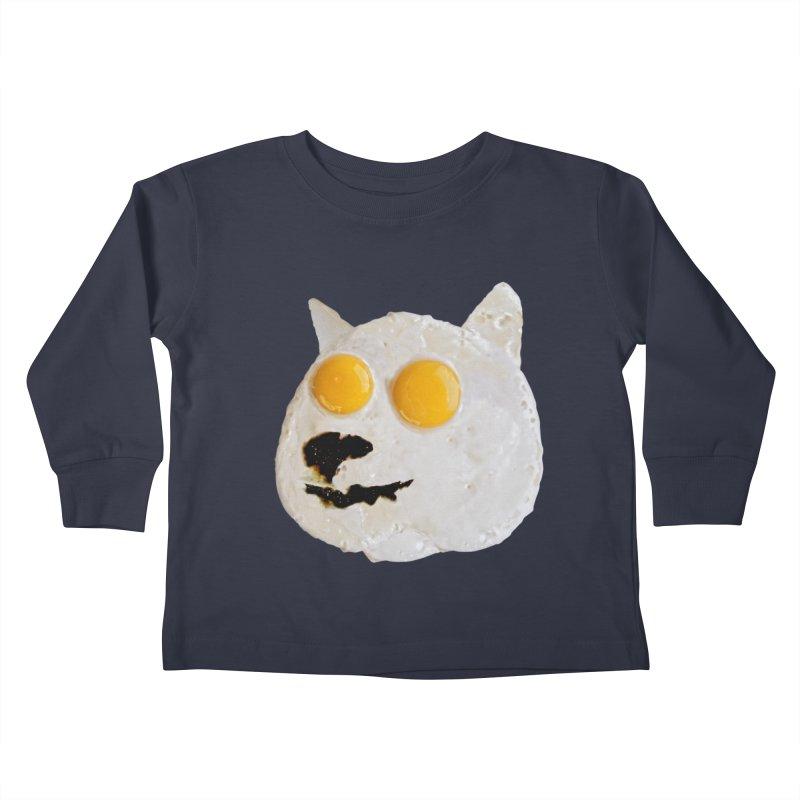 Sunny Shiba Kids Toddler Longsleeve T-Shirt by kooky love's Artist Shop