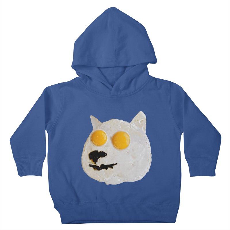 Sunny Shiba Kids Toddler Pullover Hoody by kooky love's Artist Shop