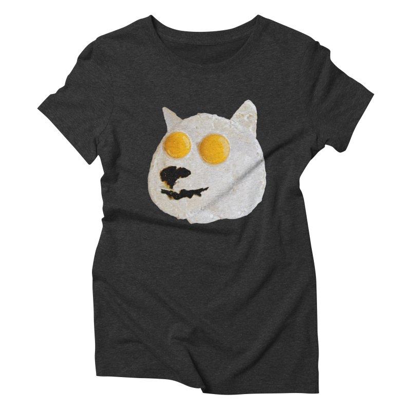 Sunny Shiba Women's Triblend T-shirt by kooky love's Artist Shop