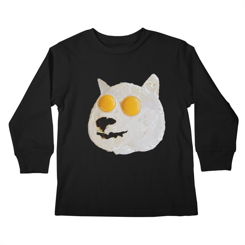 Sunny Shiba Kids Longsleeve T-Shirt by kooky love's Artist Shop