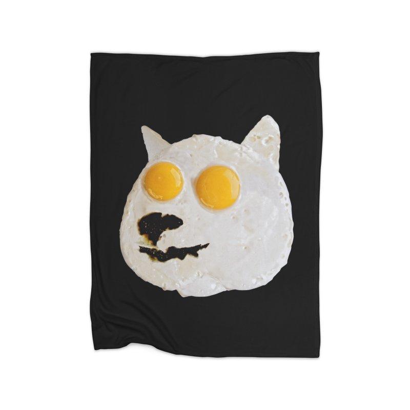 Sunny Shiba Home Blanket by kooky love's Artist Shop