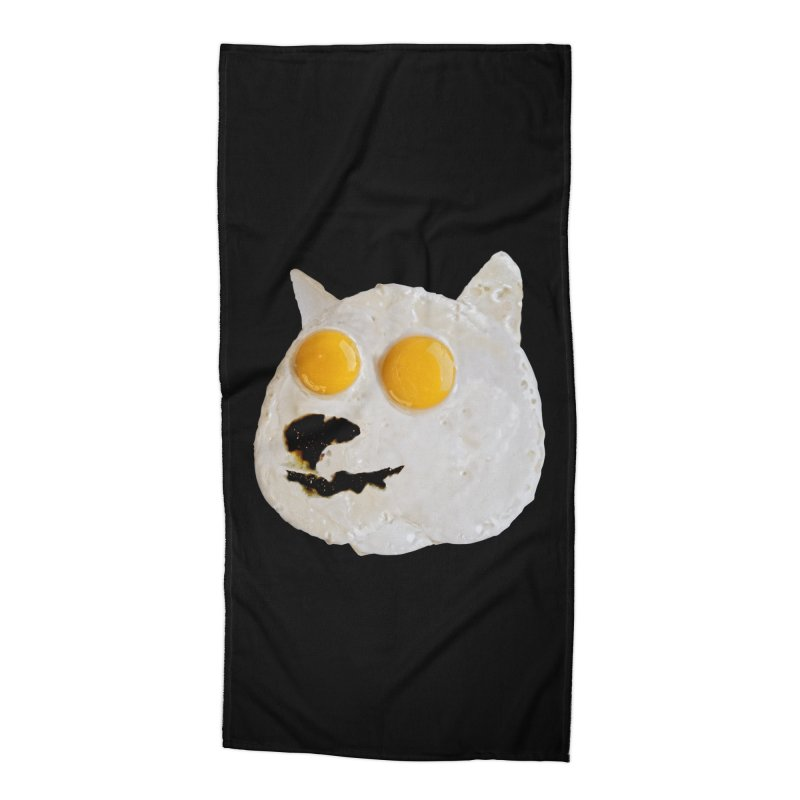 Sunny Shiba Accessories Beach Towel by kooky love's Artist Shop