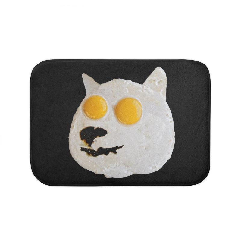 Sunny Shiba Home Bath Mat by kooky love's Artist Shop