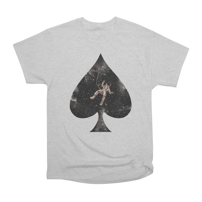 Lost in Spade Women's Classic Unisex T-Shirt by kooky love's Artist Shop