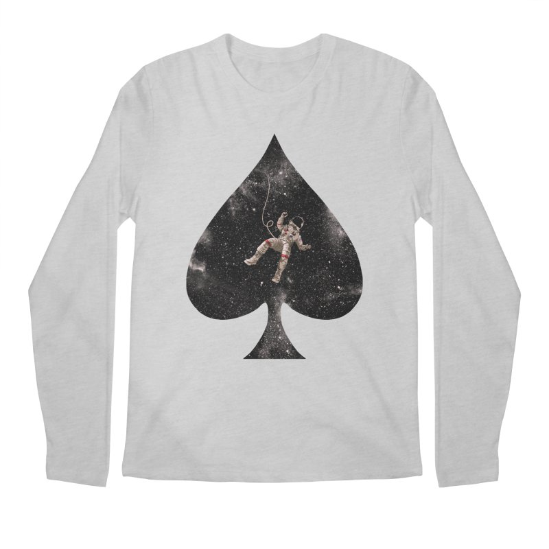 Lost in Spade Men's Longsleeve T-Shirt by kooky love's Artist Shop