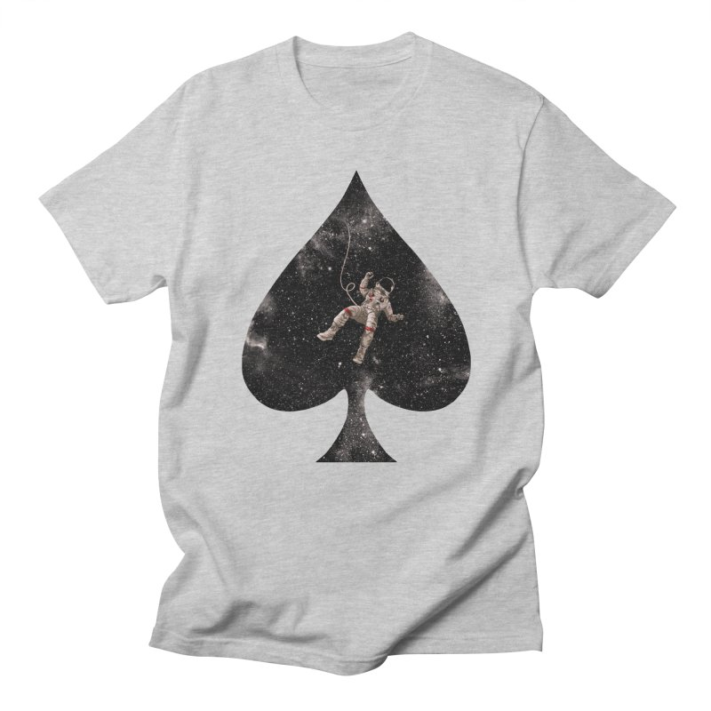 Lost in Spade Women's Unisex T-Shirt by kooky love's Artist Shop