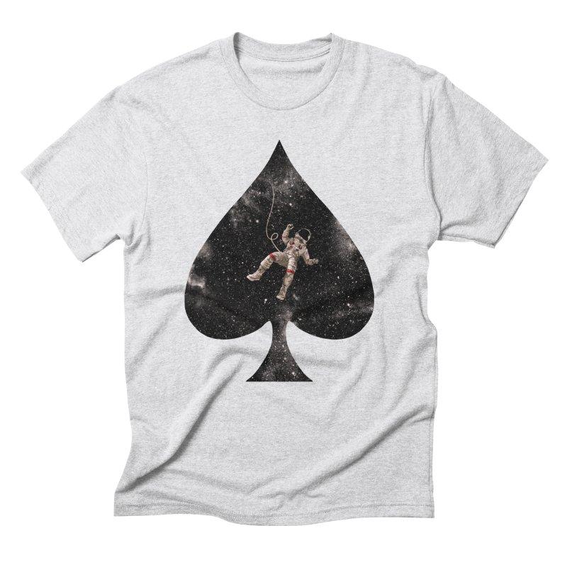 Lost in Spade Men's Triblend T-Shirt by kooky love's Artist Shop