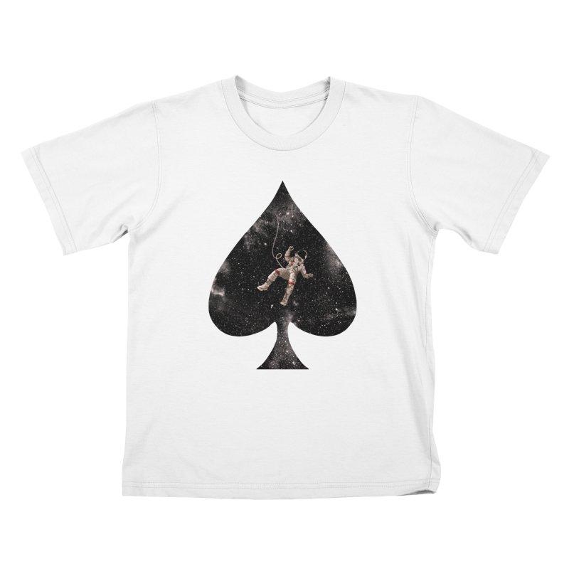 Lost in Spade Kids Toddler T-Shirt by kooky love's Artist Shop