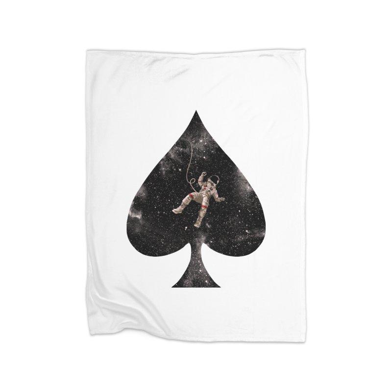 Lost in Spade Home Blanket by kooky love's Artist Shop