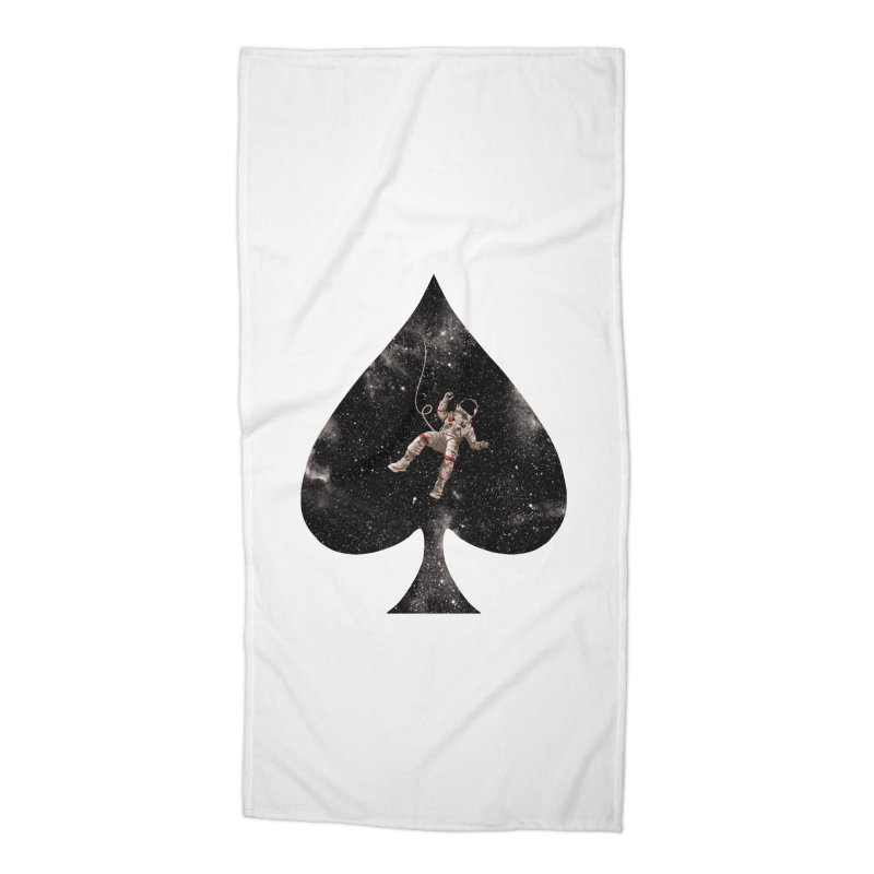 Lost in Spade Accessories Beach Towel by kooky love's Artist Shop