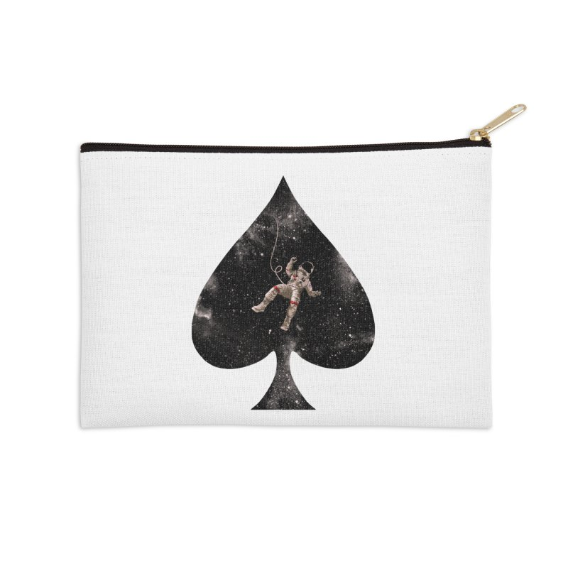 Lost in Spade Accessories Zip Pouch by kooky love's Artist Shop