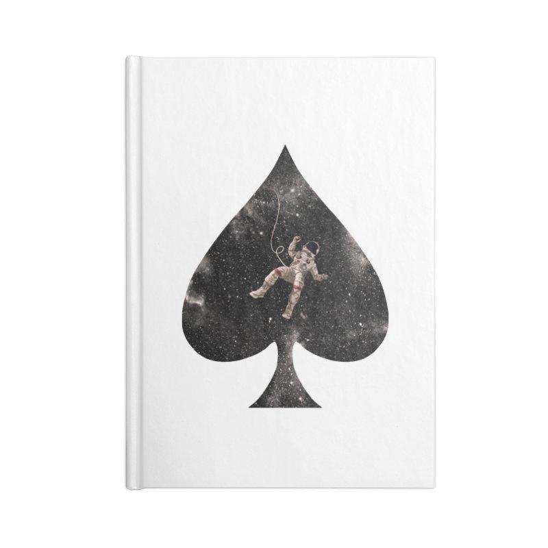 Lost in Spade Accessories Notebook by kooky love's Artist Shop