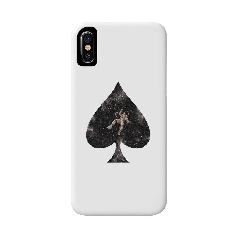 Lost in Spade Accessories Phone Case by kooky love's Artist Shop