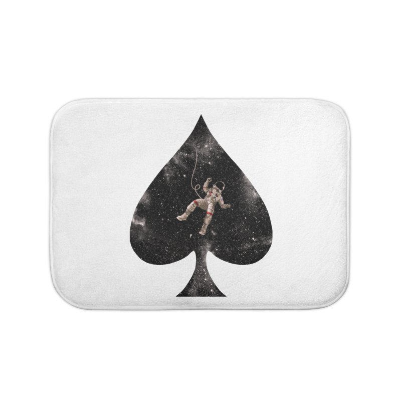 Lost in Spade Home Bath Mat by kooky love's Artist Shop