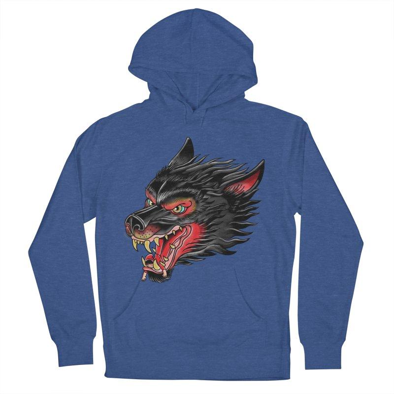Its tongue is her hoodie Men's Pullover Hoody by kooky love's Artist Shop