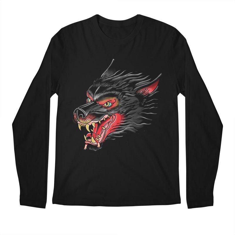 Its tongue is her hoodie Men's Longsleeve T-Shirt by kooky love's Artist Shop