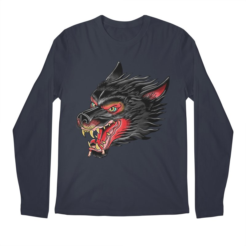 Its tongue is her hoodie Men's Longsleeve T-Shirt by kooky love's Artist Shop