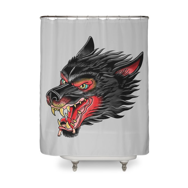 Its tongue is her hoodie Home Shower Curtain by kooky love's Artist Shop