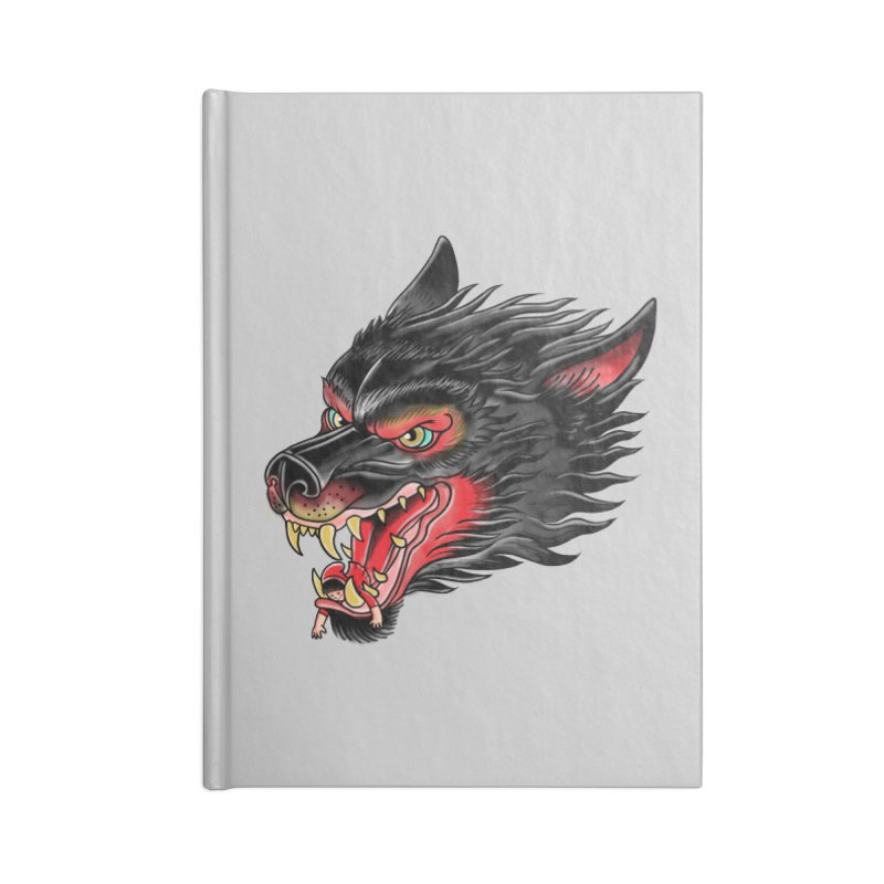 Its tongue is her hoodie Accessories Notebook by kooky love's Artist Shop