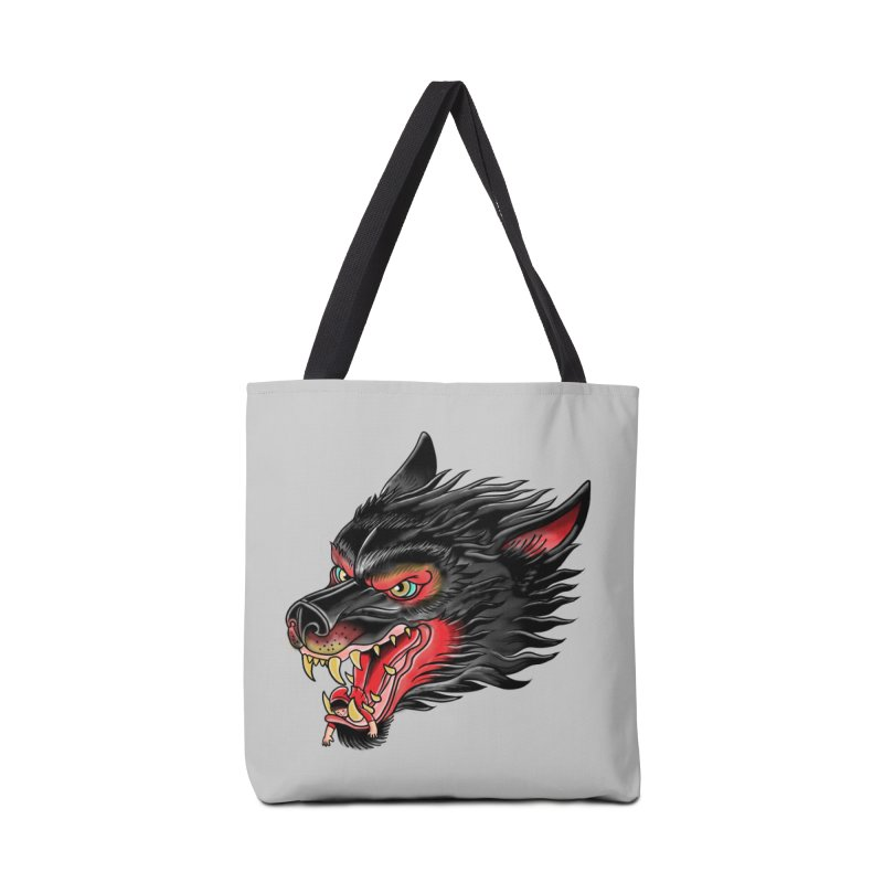 Its tongue is her hoodie Accessories Bag by kooky love's Artist Shop