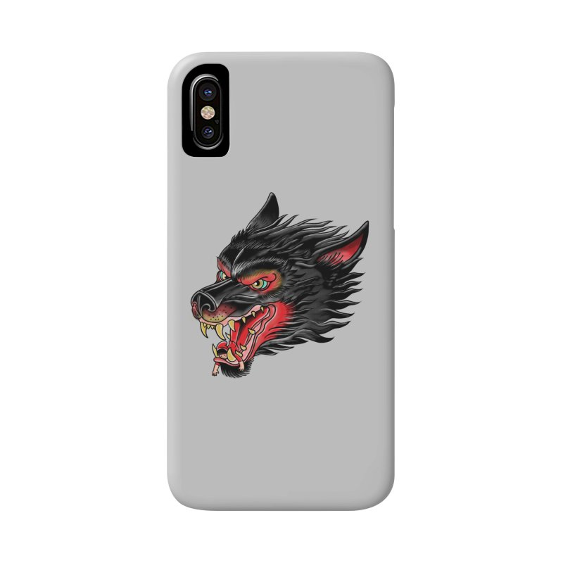 Its tongue is her hoodie Accessories Phone Case by kooky love's Artist Shop