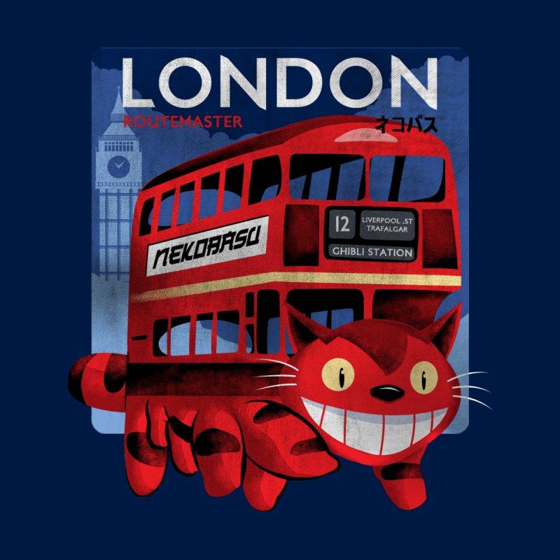 London Nekobasu by kooky love's Artist Shop
