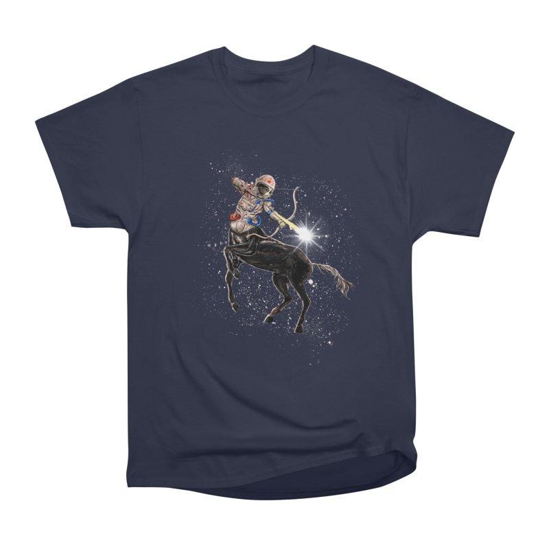 Horsescope Men's Heavyweight T-Shirt by kooky love's Artist Shop