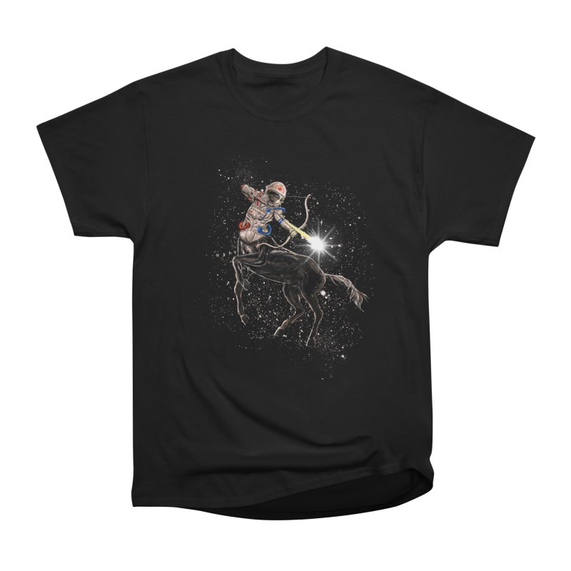 Horsescope Men's T-Shirt by kooky love's Artist Shop