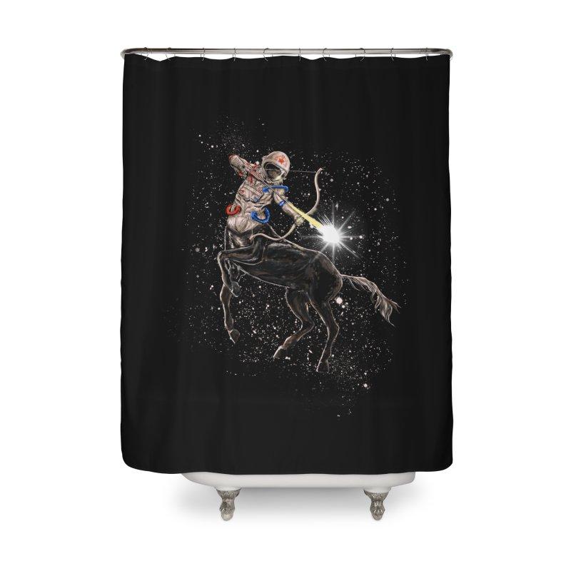 Horsescope Home Shower Curtain by kooky love's Artist Shop