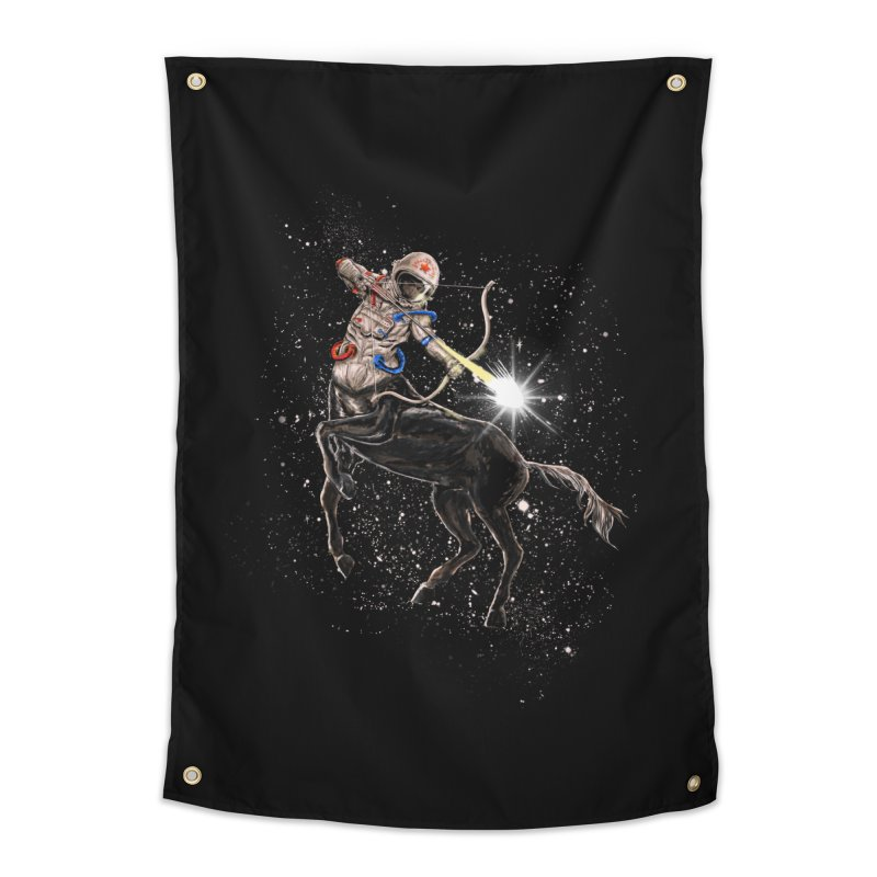 Horsescope Home Tapestry by kooky love's Artist Shop