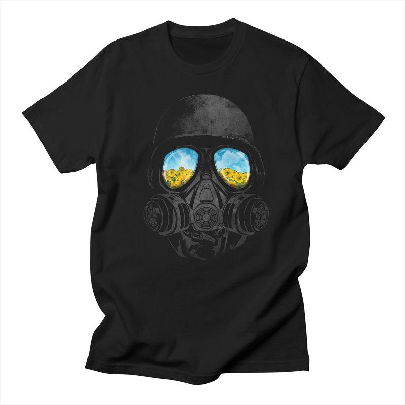 Longing to Breath Men's T-Shirt by kooky love's Artist Shop