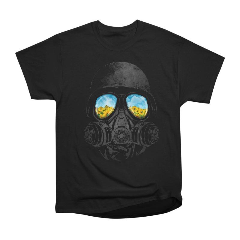 Longing to Breath Men's Heavyweight T-Shirt by kooky love's Artist Shop