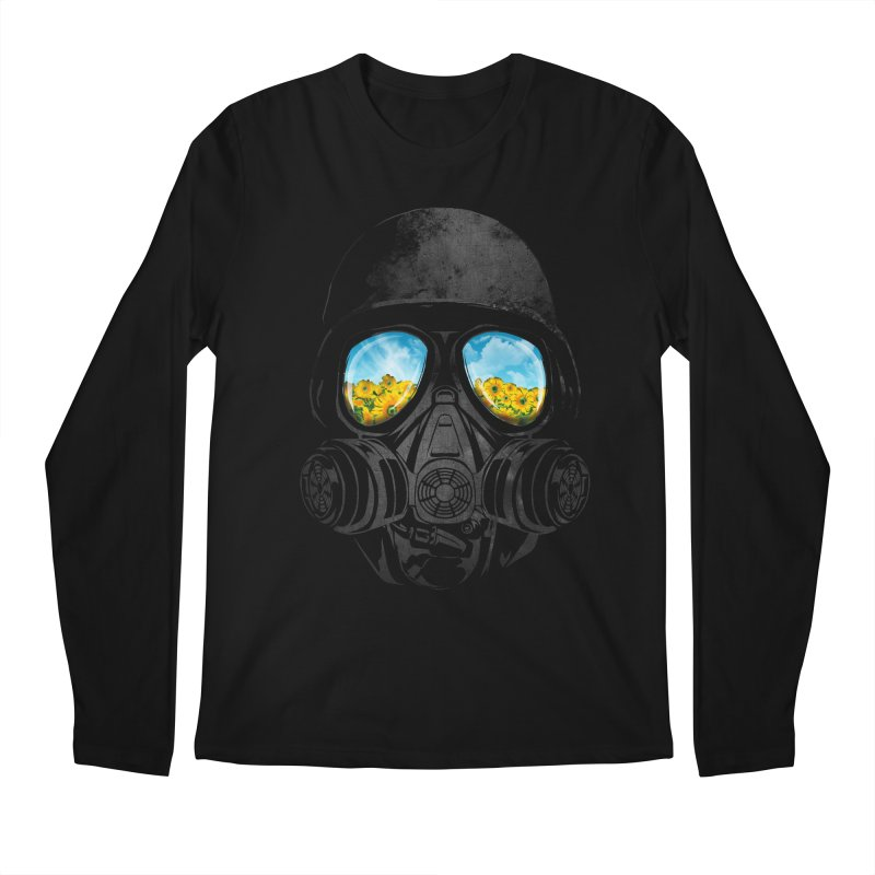 Longing to Breath Men's Longsleeve T-Shirt by kooky love's Artist Shop