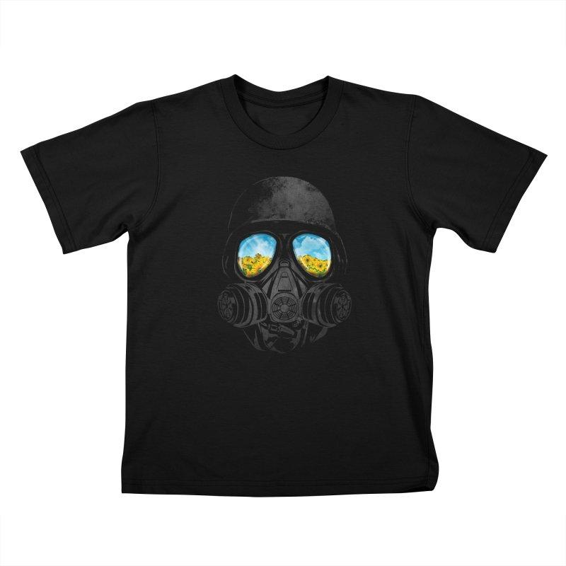 Longing to Breath Kids Toddler T-Shirt by kooky love's Artist Shop