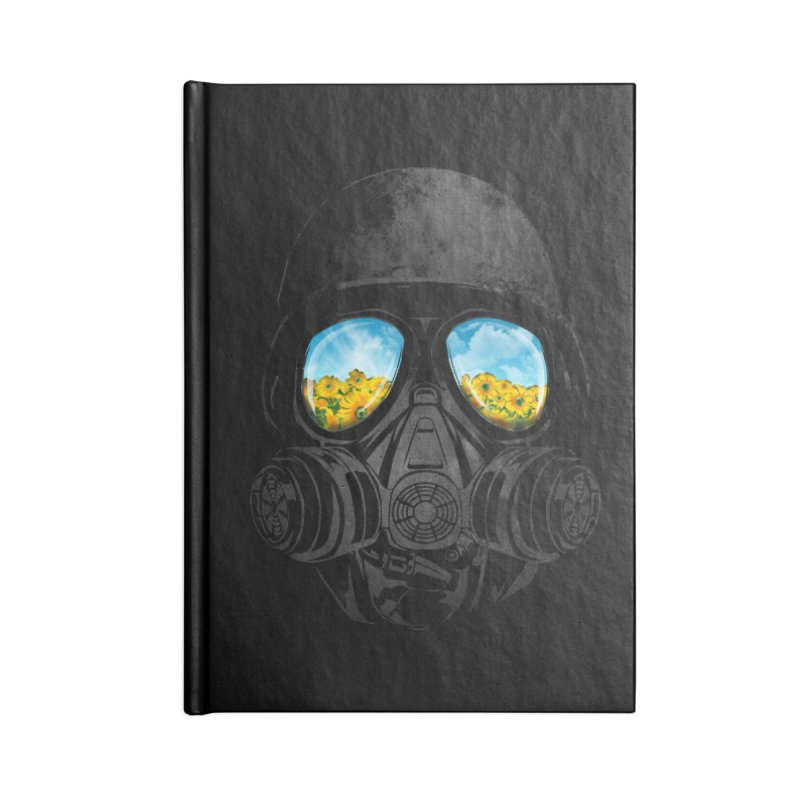 Longing to Breath Accessories Notebook by kooky love's Artist Shop