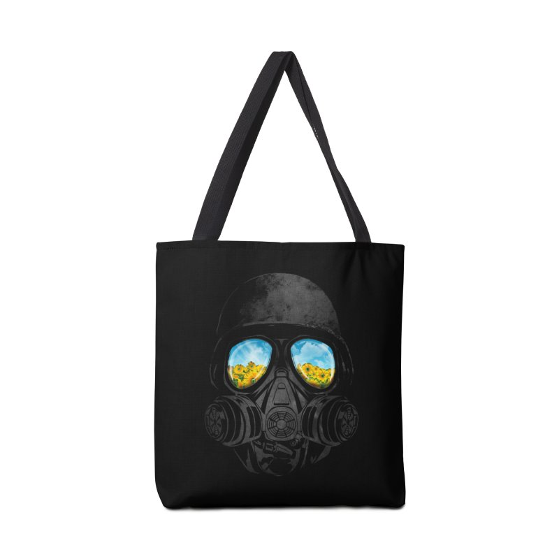 Longing to Breath Accessories Bag by kooky love's Artist Shop