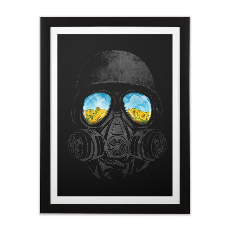 Longing to Breath Home Framed Fine Art Print by kooky love's Artist Shop