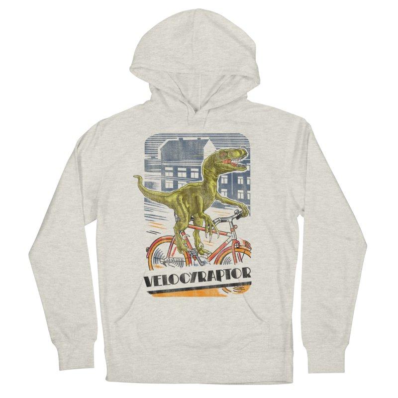 Velocyraptor Women's Pullover Hoody by kooky love's Artist Shop
