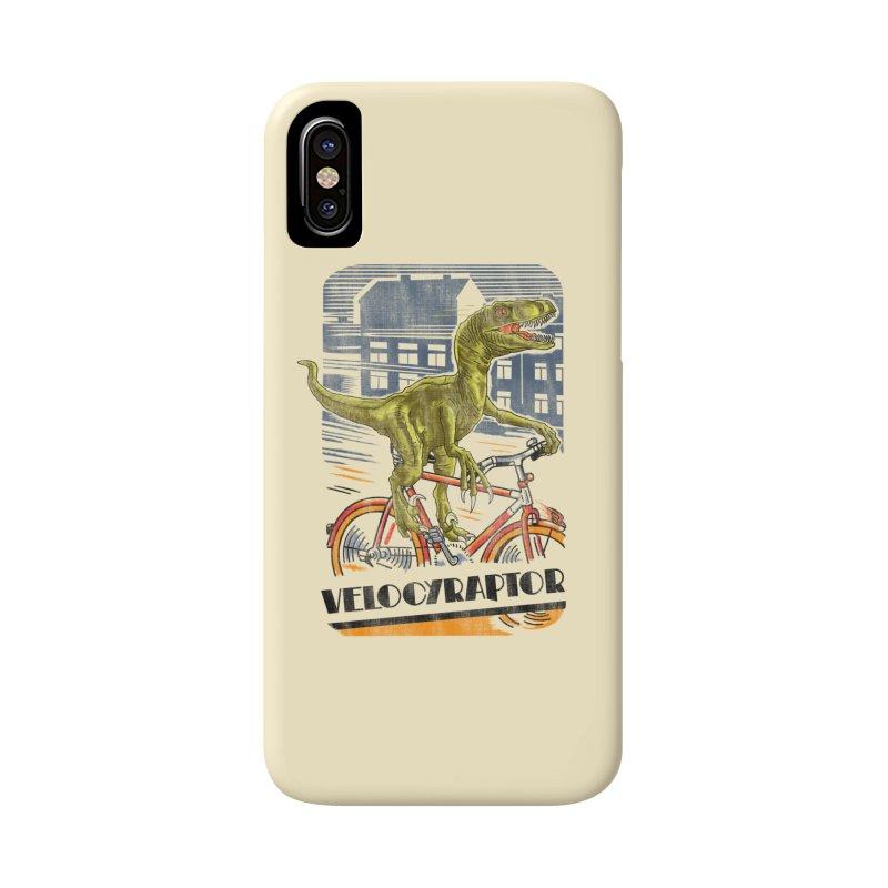 Velocyraptor Accessories Phone Case by kooky love's Artist Shop