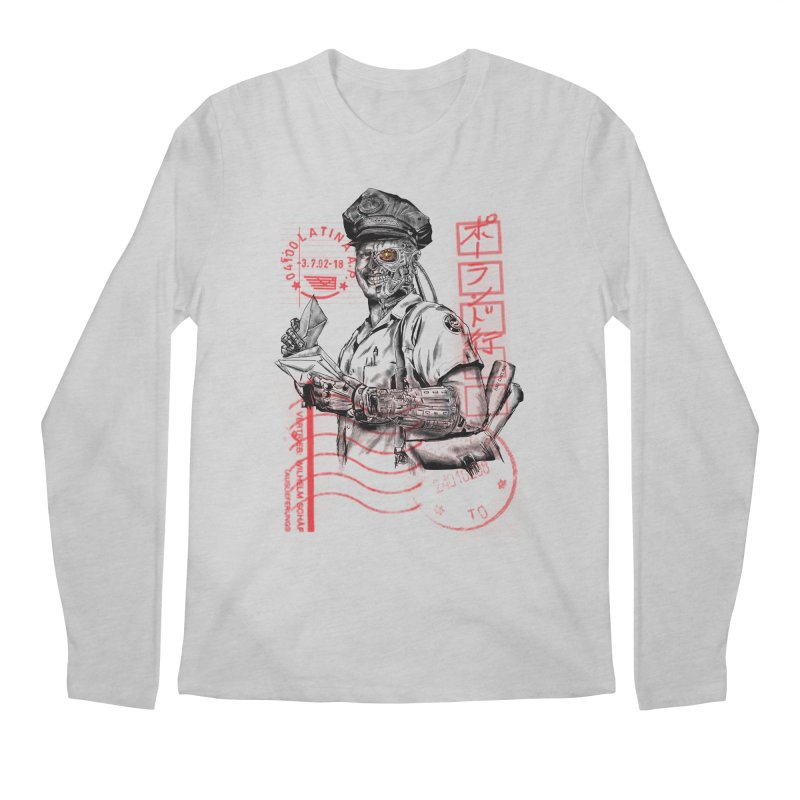 Disrupt Men's Longsleeve T-Shirt by kooky love's Artist Shop